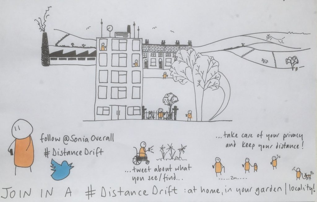 Distance Drift poster